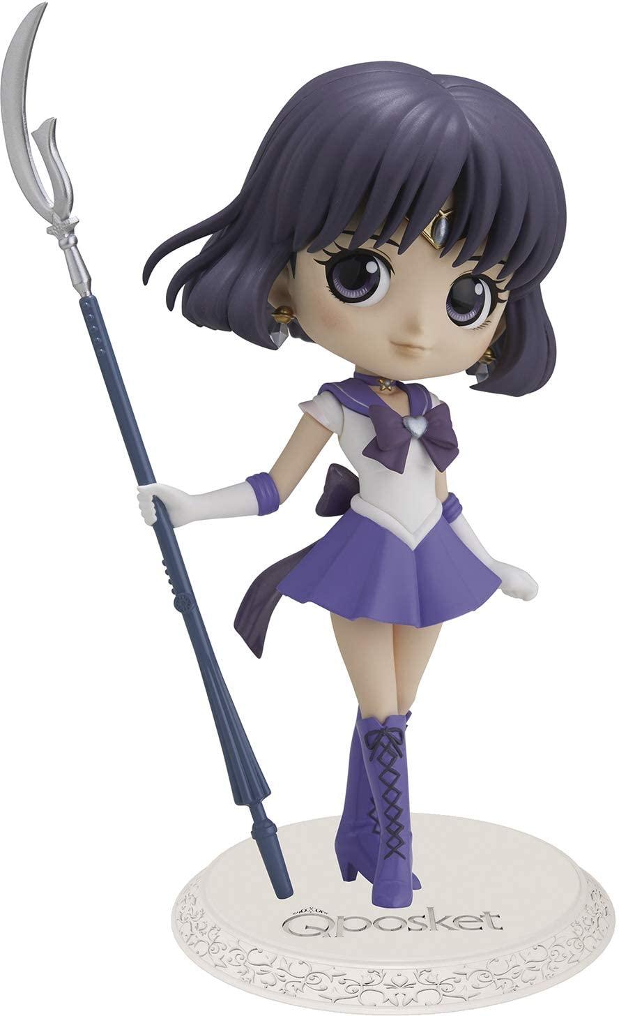 Sailor Saturn Figure, Q Posket, B Version, Sailor Moon, Banpresto