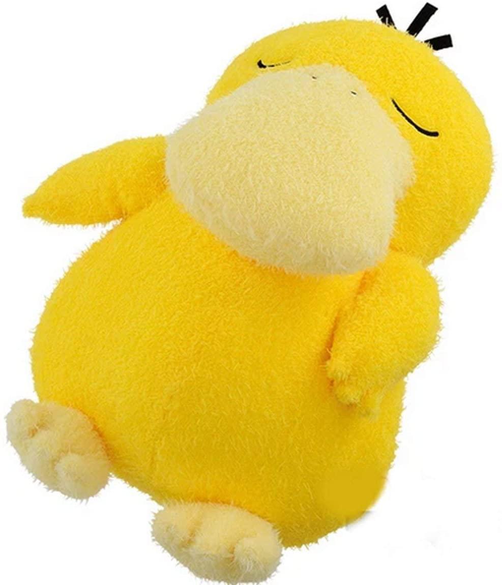 Pokemon Sun & Moon Psyduck Plush Doll Hopepita Dekkai 14 Inches Banpresto