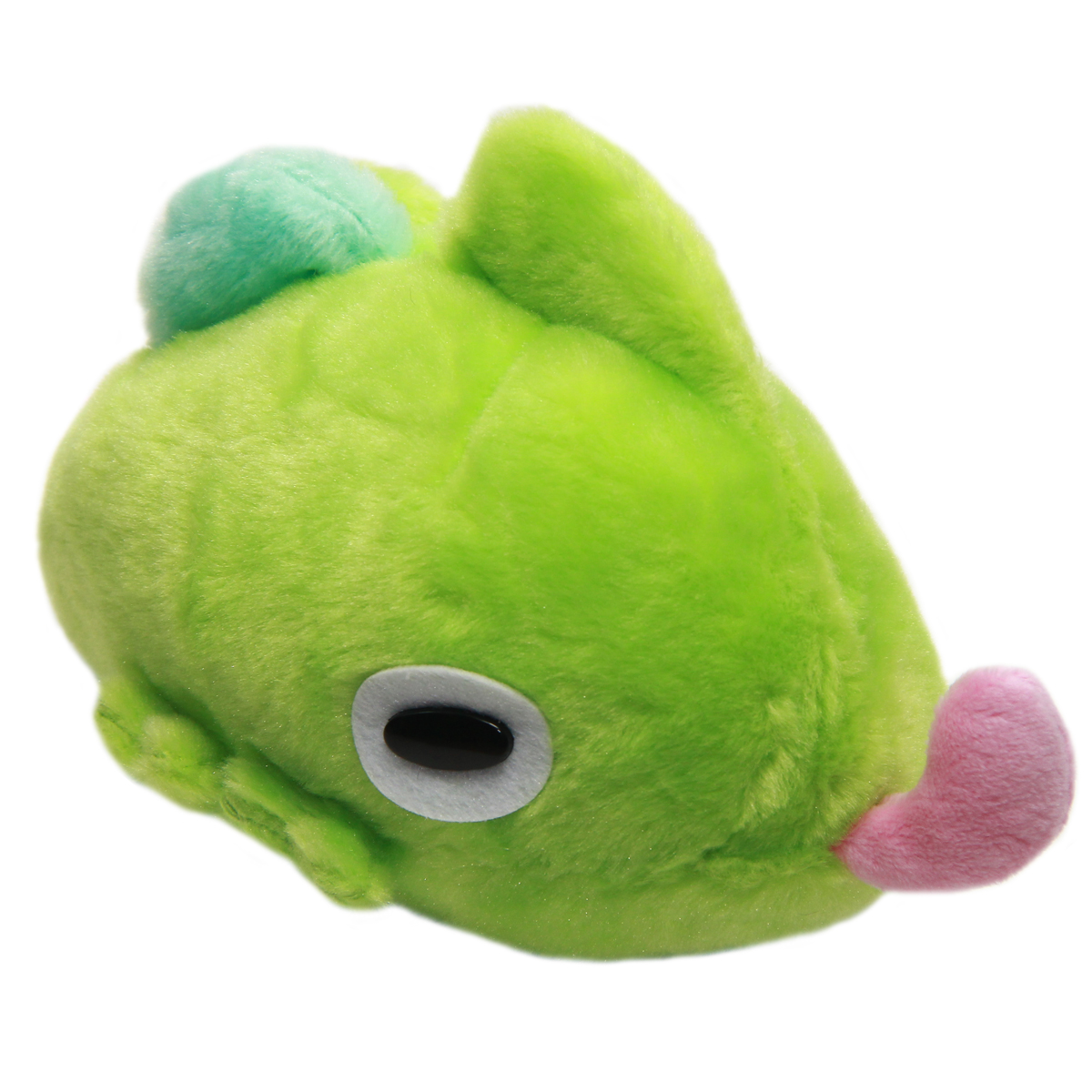Chameleon Plushie Super Soft Squishy Stuffed Animal Toy Green Size 7 Inches