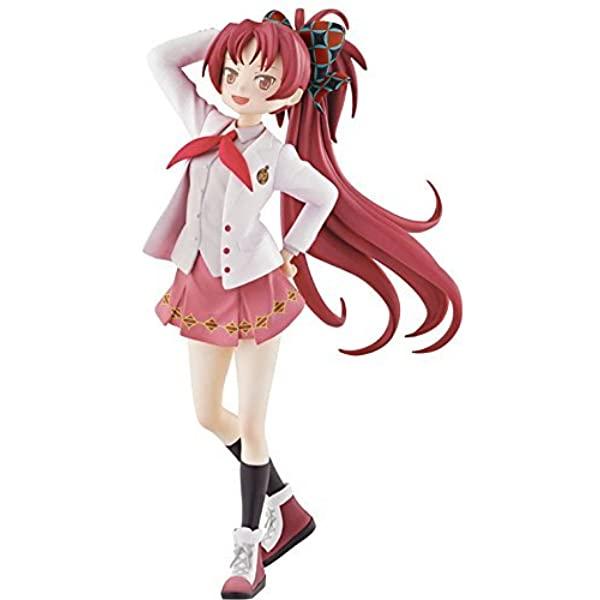 Kyoko Sakura Figure, Ichiban Kuji E Prize, Puella Magi Madoka Magica, Banpresto