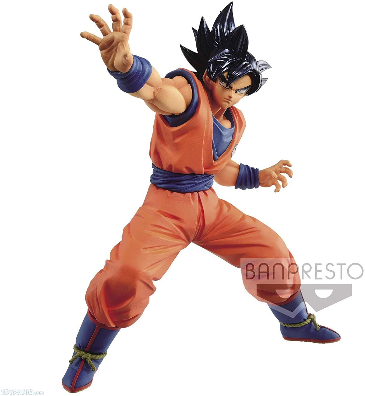 The Son Goku VI Figure, Maximatic, Dragon Ball Super, Banpresto, Bandai
