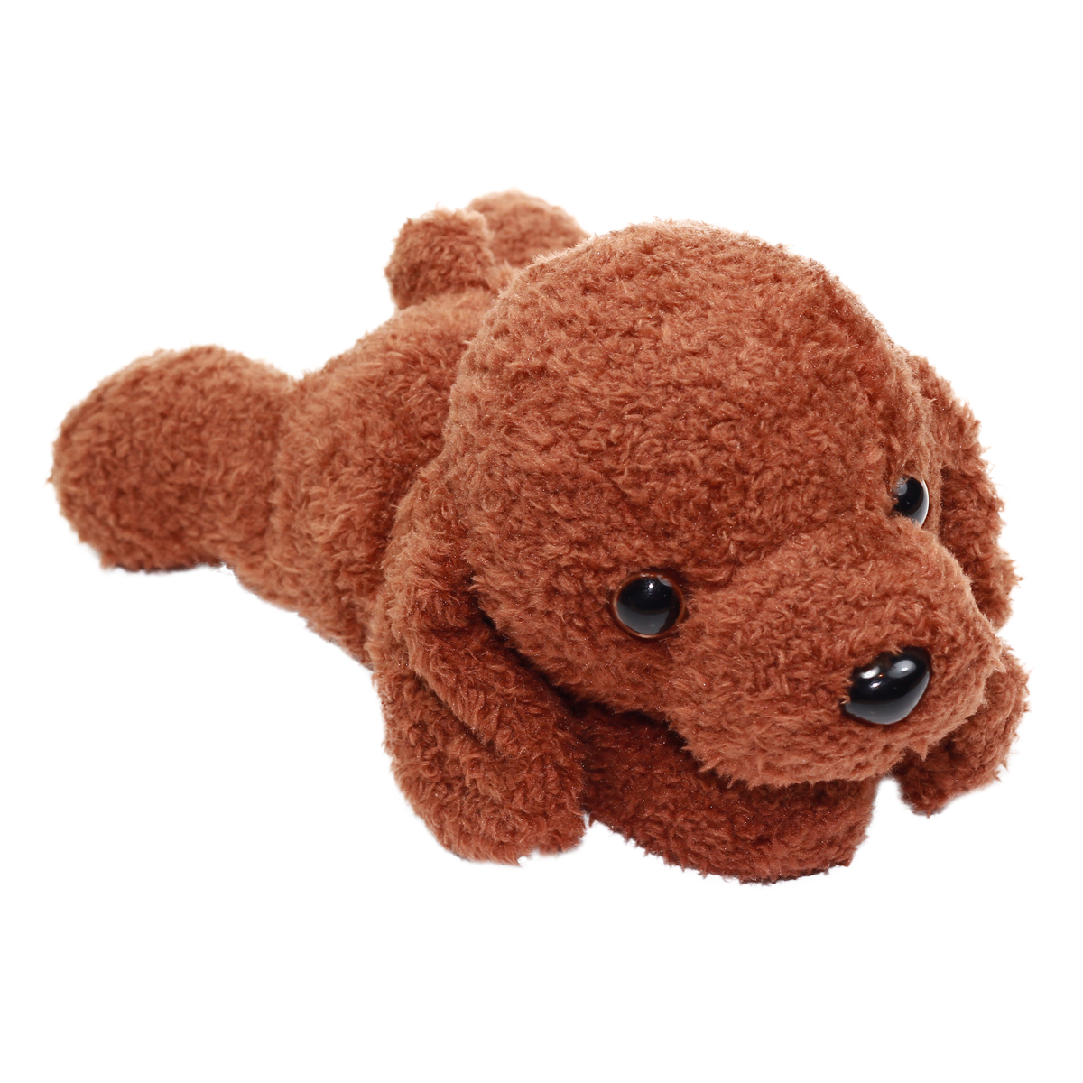 Kawaii Friends Dog Collection Brown Poodle Plush 9 Inches