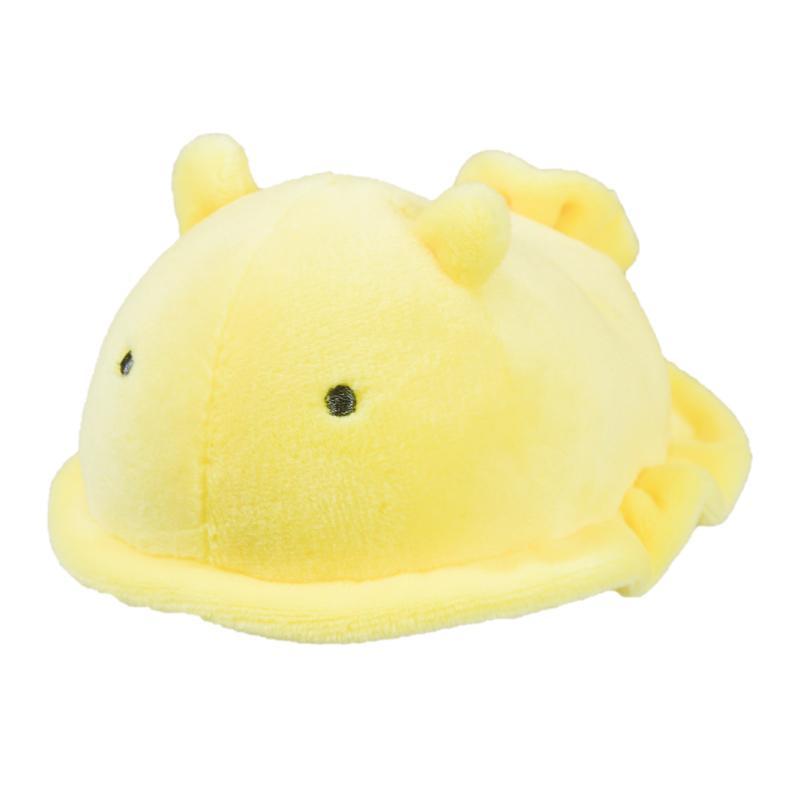 Sea Slug Plush Toy Sea Bunny Nudibranch Collection Umi Ushi Yellow Small Size 4
