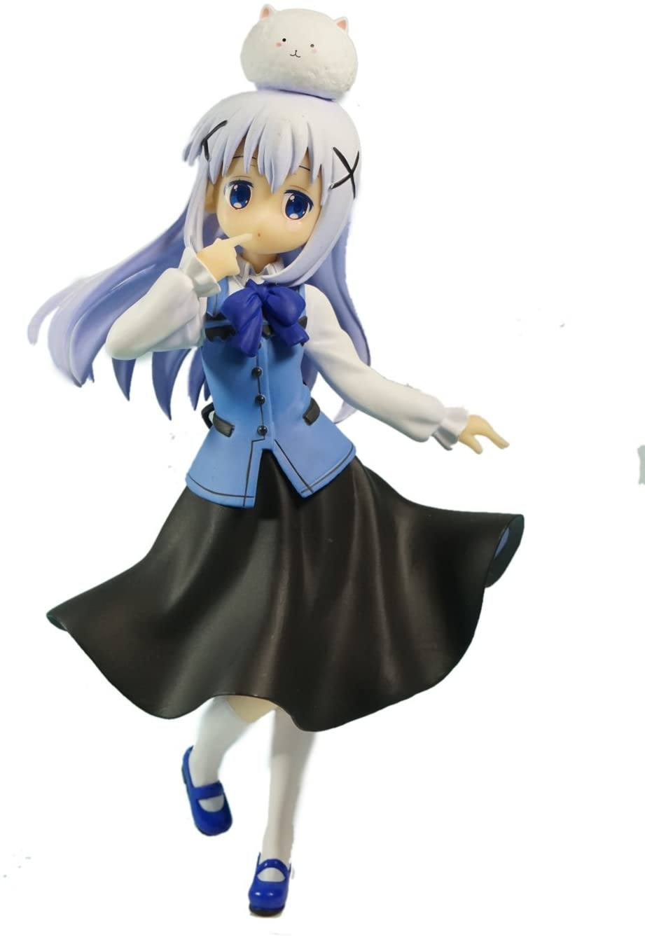 Chino, Chino Kafu Tea Time Special Figure, Is the order a rabbit?, Furyu