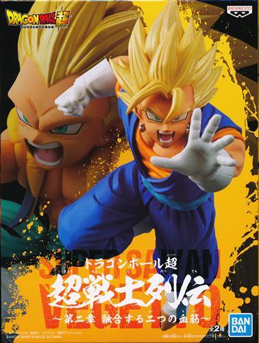 Super Saiyan Vegetto Figure, Dragon Ball Super Super, Banpresto