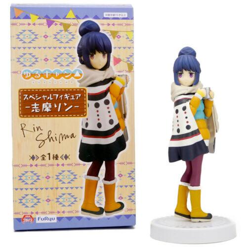 Rin Shima Figure, Laid-Back Camp, Yuru Camp, Furyu