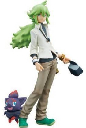 Pocket Monsters Best Wishes! N Zorua DXF Figure Partners Figure Pokemon Banpresto