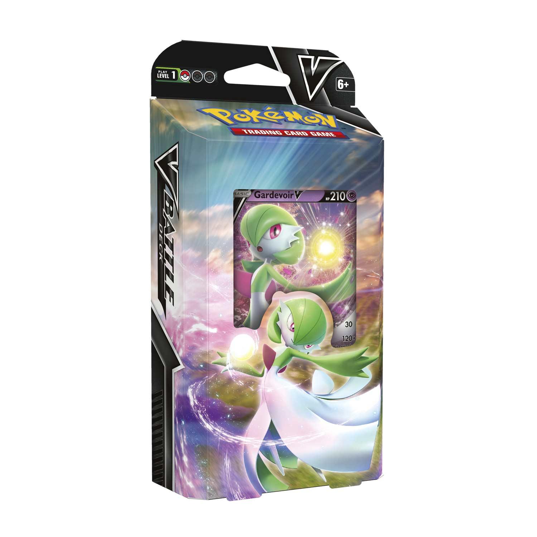 Pokemon Trading Card Game Gardevoir V Battle Deck TCG