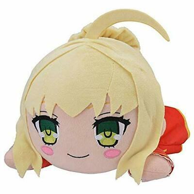 Saber of Red Plush Doll, Fate Last Encore, Big Size, 15 Inches, Sega