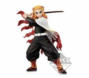 Kyojuro Rengoku Figure, Ichiban Kuji A Prize, Demon Slayer, Kimetsu no Yaiba, Bandai, Banpresto