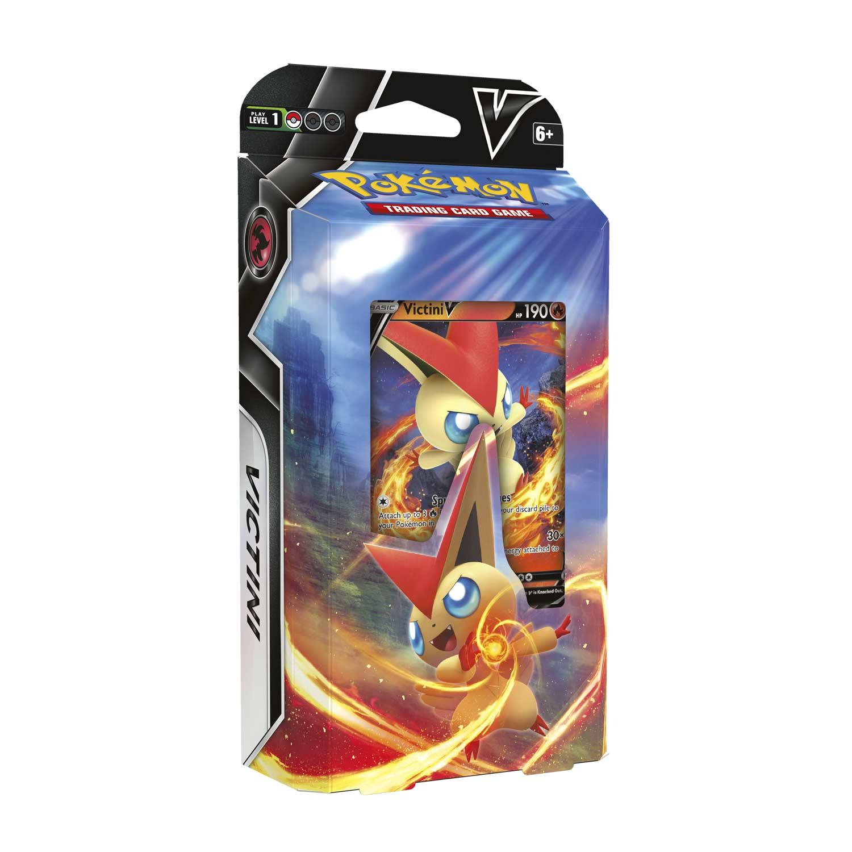 Pokemon Trading Card Game Victini V Battle Deck TCG