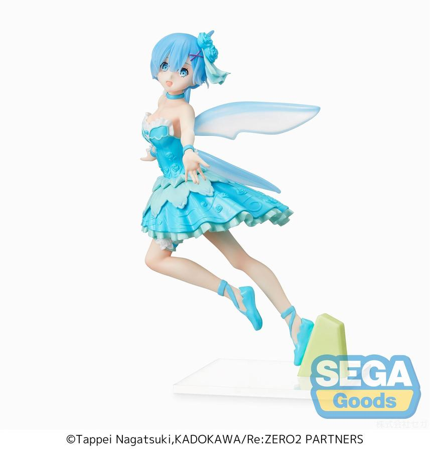Rem Figure, Fairy Ballet, Re:Zero - Starting Life in Another World, Sega