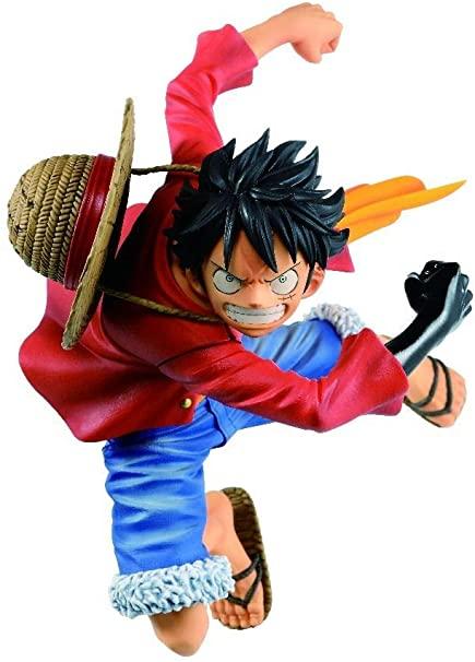 Monkey D. Luffy Figure, Hano Dynamic, A Prize Figure, One Piece, Ichiban Kuji, Bandai