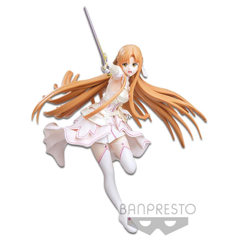 Asuna Yuuki Figure, Espresto, Sword Art Online Alicization War of Underworld, Banpresto