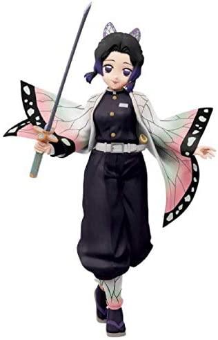 Shinobu Kocho Figure, Ichiban Kuji Last Prize Ver, Demon Slayer, Kimetsu no Yaiba, Bandai