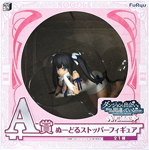 Hestia Figure,  Familia Myth, Ichiban Kuji A Prize, Noodle Stopper, Is it wrong to try to pick up girls in a dungeon?, Furyu