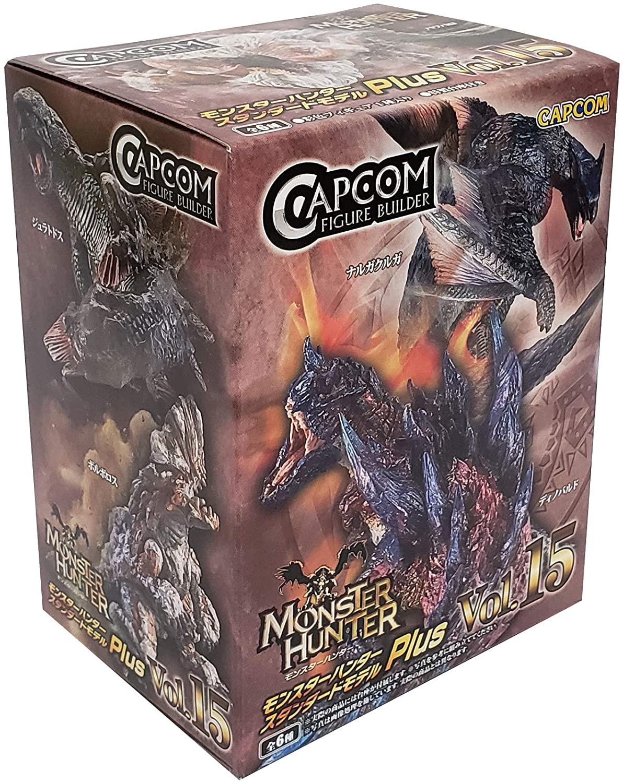 Capcom CFB Monster Hunter Plus Figure Builder Random Blind Box Vol 15