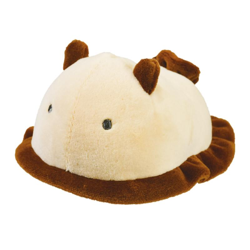 Sea Slug Plush Toy Sea Bunny Nudibranch Collection Umi Ushi Brown Small Size 4