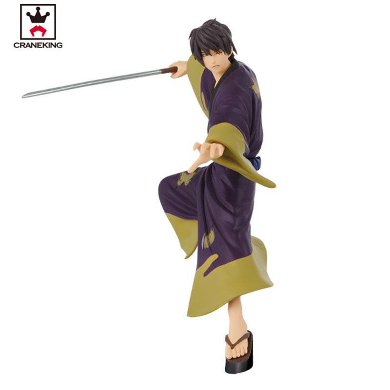 Shinsuke Sakata Figure, Gintama Rokudenashi Futari, Yamagata Figure, Banpresto