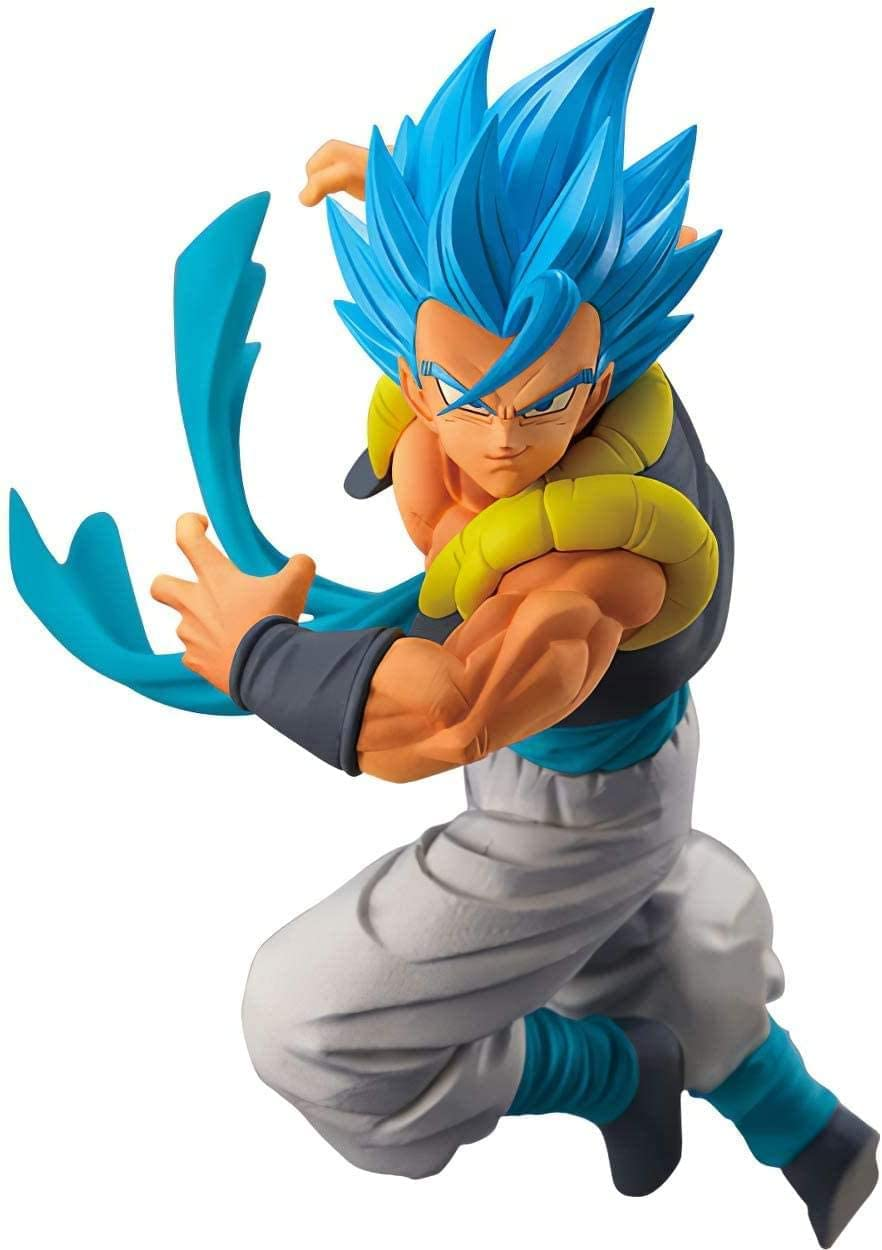 Super Saiyan God Super Saiyan Gogeta Figure Dragonball Super Chosenshi Retsuden Vol.5 Banpresto