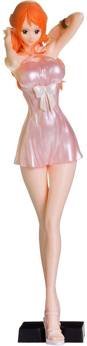 Nami, Special Ver. Light Pink Dress, One Piece, Glitter & Glamours, Banpresto
