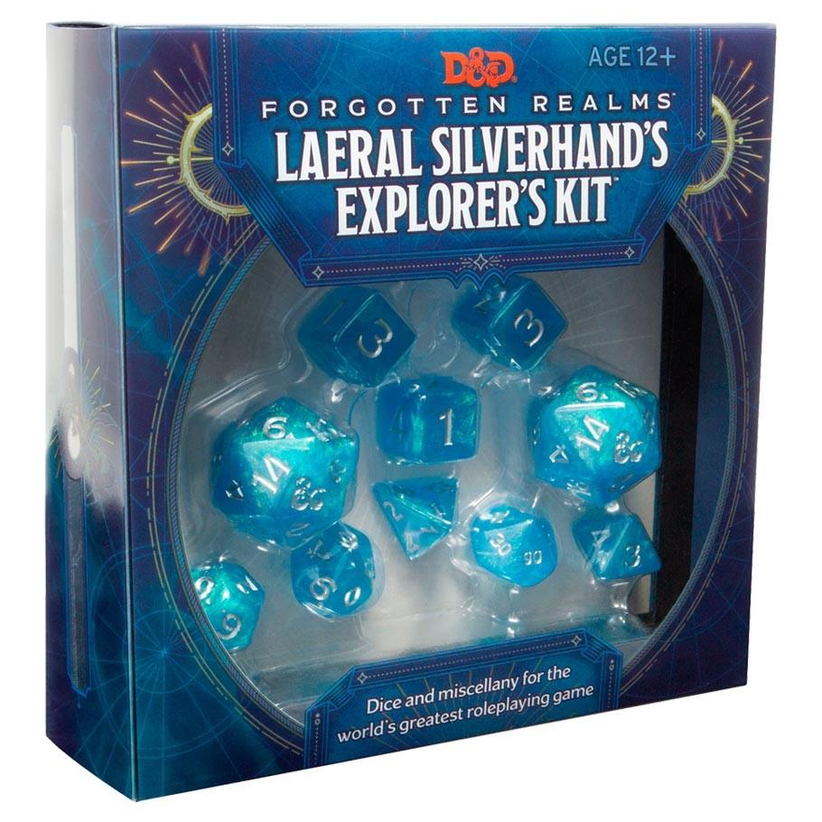 Dungeons & Dragons D&D Forgotten Realms Laeral Silverhands Explorers Kit