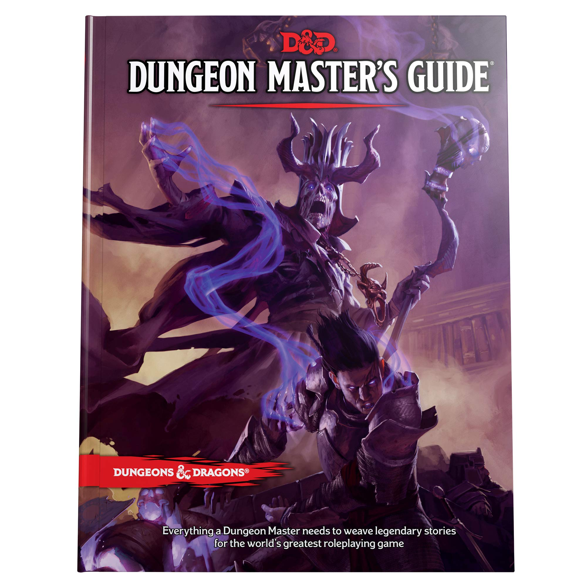 Dungeons & Dragons D&D Masters Guide Book