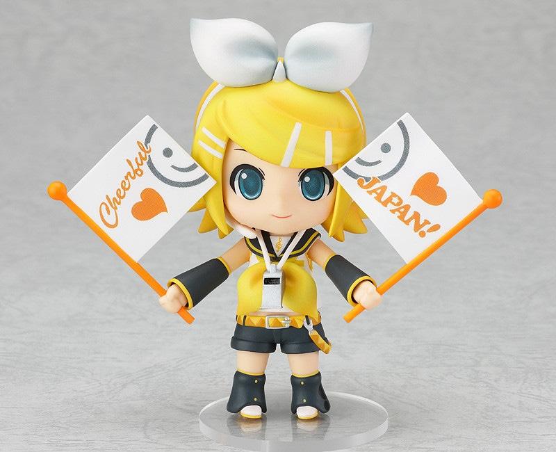Kagamine Rin, Nendoroid 189 - Cheerful Ver - Vocaloid, Nendoroid, Good Smile Company