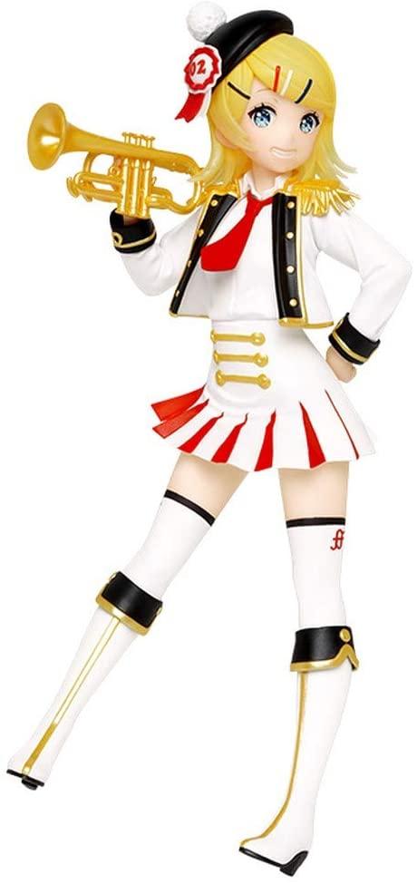 Kagamine Rin Figure, Hatsune Miku Winter Live!, Vocaloid, Taito