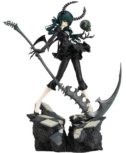 Dead Master, 1/8 Scale Figure, Original Ver., Black Rock Shooter, Good Smile Company