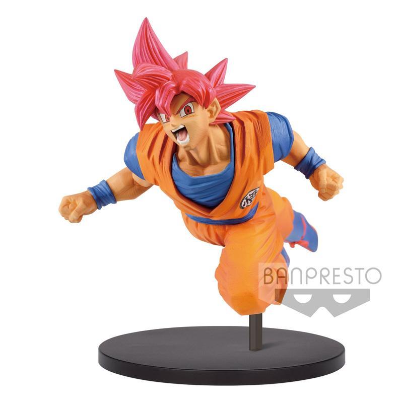 The Son Goku Fes Figure, Dragon Ball Super, Banpresto