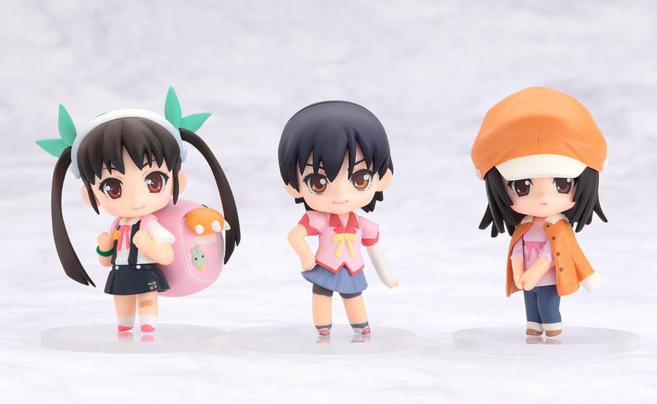 Bakemonogatari Set Sono Ichi,  Nendoroid Petit Figures, Good Smile Company