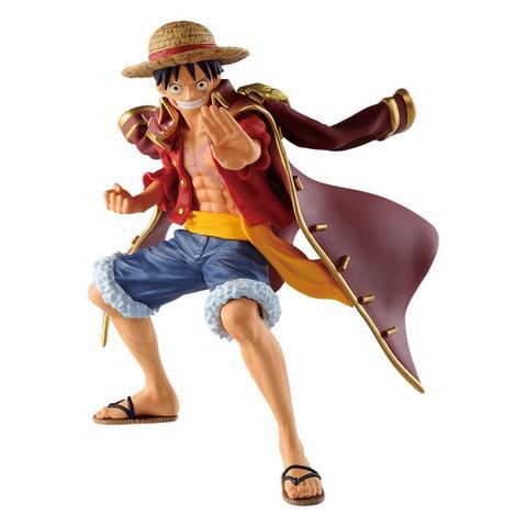 Monkey D. Luffy Figure, One Piece, Legends Over Time, Ichiban Kuji, A Prize, Bandai