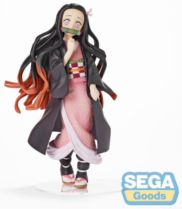 Nezuko Kamado Figure, SPM Figure, Demon Slayer, Kimetsu no Yaiba, Sega