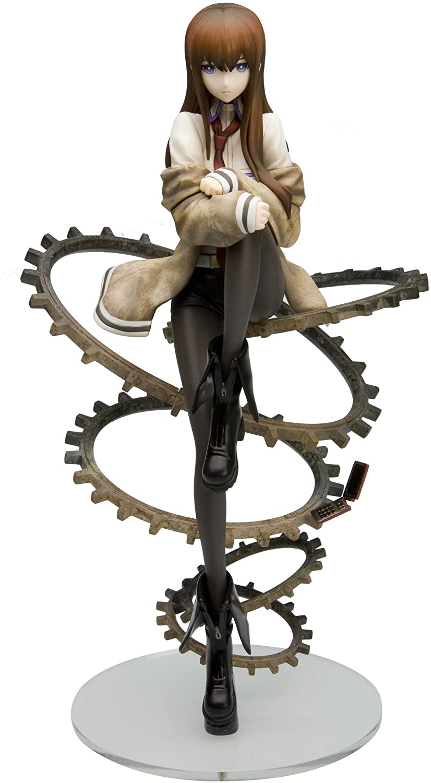Makise Kurisu Figure, 1/8 Scale Pre-Painted Figure, Steins Gate,  Kotobukiya