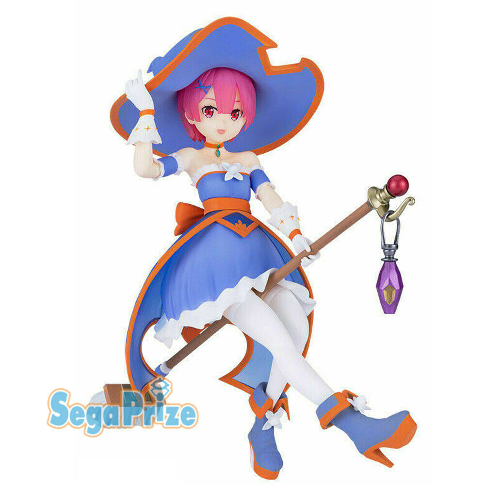 Ram Figure, Witch Ver, Re:Zero - Starting Life in Another World, Sega