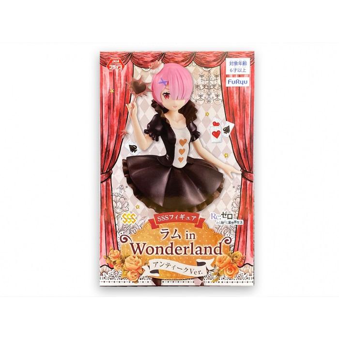 Ram, Antique Ver, Alice In Wonderland Figure, Re:Zero - Starting Life in Another World, SSS Figure, Furyu