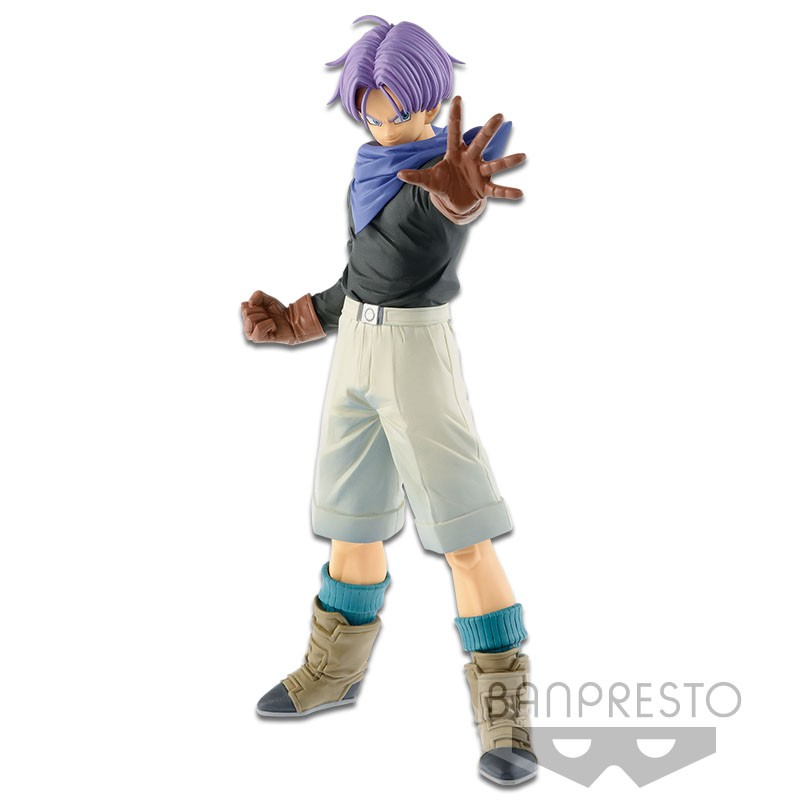 The Trunks Figure, Dragon Ball GT Ultimate Soldiers, Banpresto