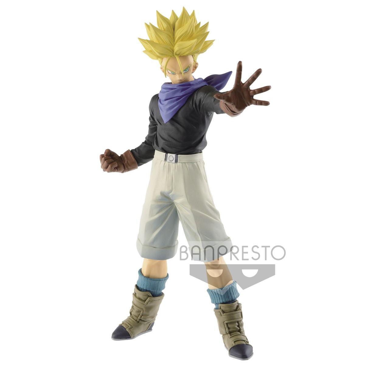 Super Saiyan Trunks Figure, Dragon Ball GT Ultimate Soldiers, Banpresto