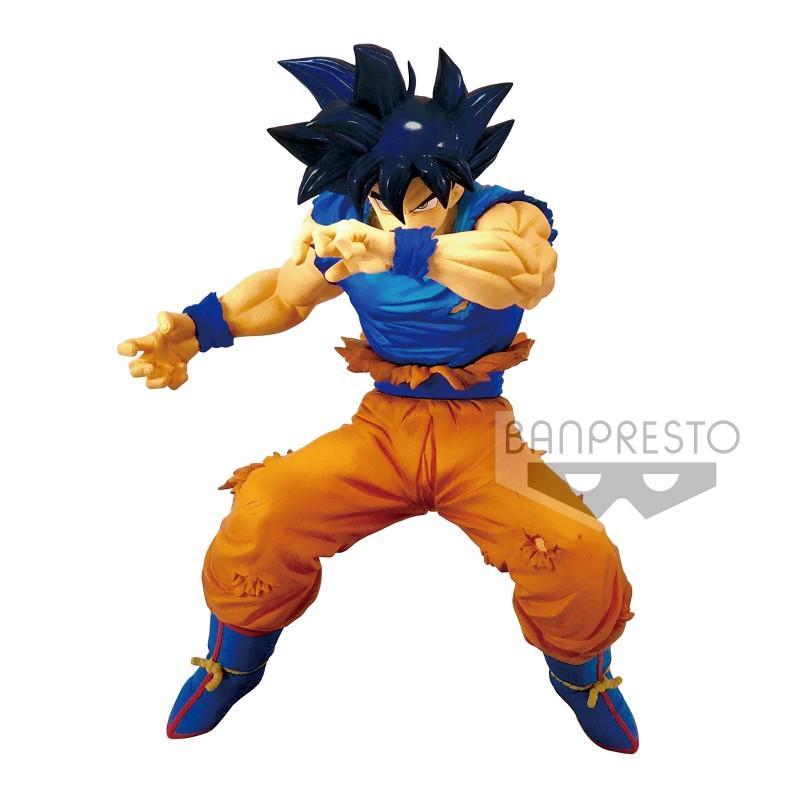 Son Goku Figure, Dragon Ball Super Blood of Saiyans Special II, Banpresto, Bandai