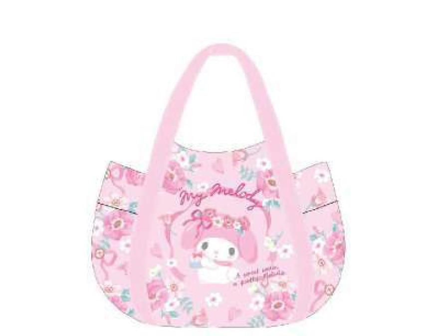 Sanrio My Melody Shoulder Bag Pink Manufatto