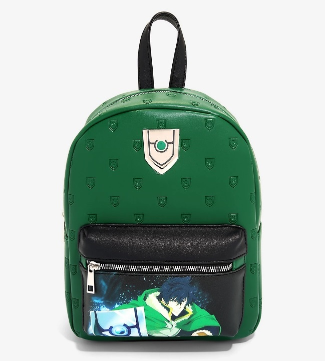 The Rising Of The Shield Hero Naofumi Mini Backpack