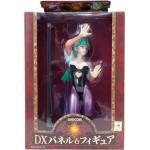 Morrigan, DX Figure, Against Mirror, Panel Figure, Original Color, Vampire Savior, Banpresto