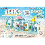 Pokemon World Shining Sea Collection Random Blind Box Figure Re-Ment