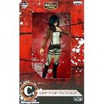 Mikasa Ackerman, C Prize Figure, Attack On Titan, Ichiban Kuji, Banpresto