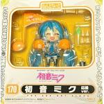 Hatsune Miku, Cheerleader Outfit,  Vocaloid, Nendoroid Figure 170, Good Smile Company