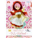 Ram, Red Hood Figure, Re:Zero - Starting Life in Another World, SSS Figure, Furyu