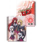 High School DXD Group Spiral Anime Notebook