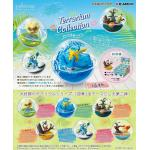 Pokemon Terrarium Collection Change of Seasons Random Blind Box Figure Re-Ment