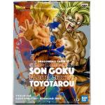 Son Goku Illustration by Toyotarou, Oyako Kamehameha, Dragon Ball Super, Banpresto